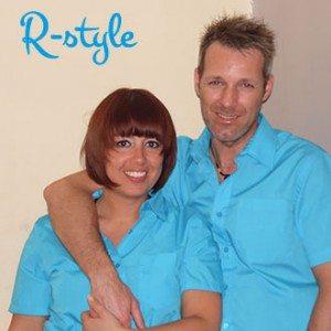Dave en Ingrid van R-style in Borsbeek, Antwerpen