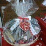 valentijn cadeau met allemaal leuke en bruikbare artikelen voor haar