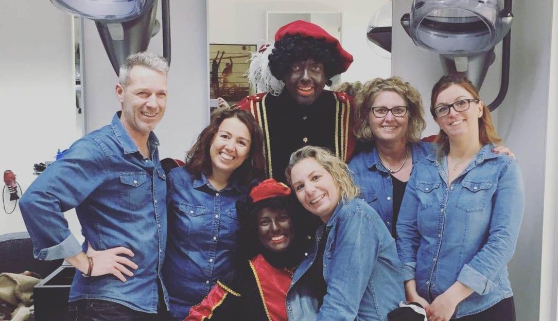 Sint en Zwarte Pieten 2019