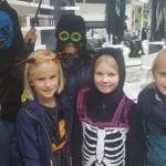 foto's halloween kapper antwerpen