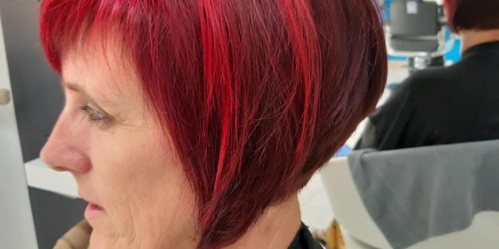 haarkleur langer behouden