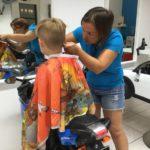 kappersstoelen voor kinderen
