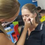 make-up artist antwerpen