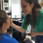 make-up bij de kapper