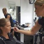 make-up en haar antwerpen
