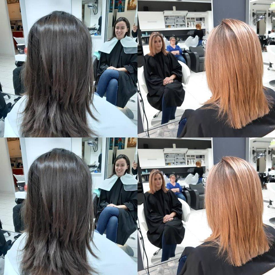 nieuwe haarkleur kapper antwerpen