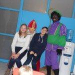 sinterklaas en kids bij r-style Antwerpen, Borsbeek